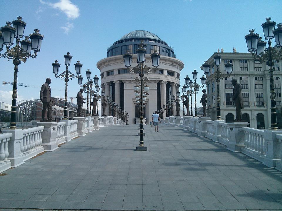 Македония До Македония по работа и до Сърбия през уикенда Мтел Блог
