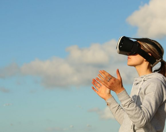 VR VR очила за по-добър град А1 Блог