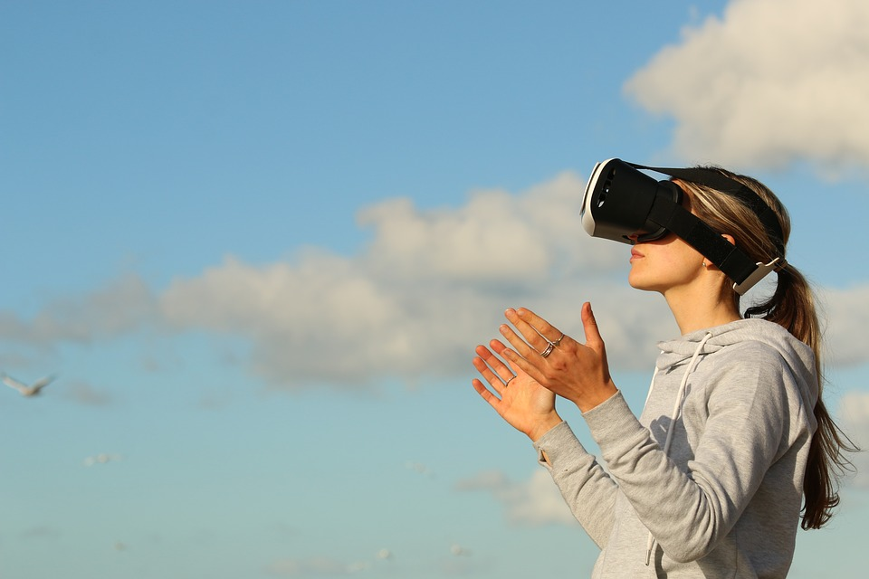 Утре ще пазарувате чрез виртуалната реалност. Да, вие!