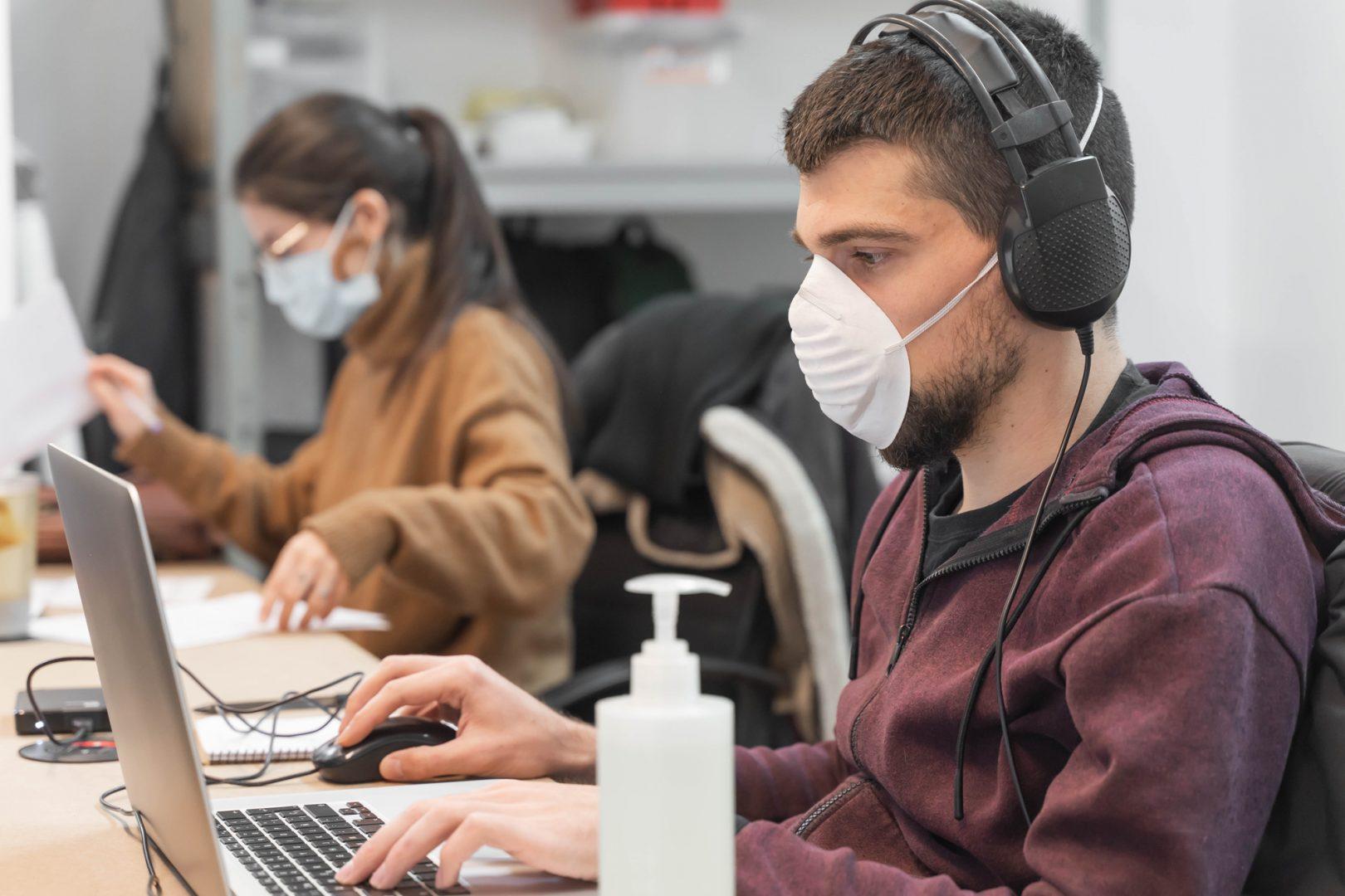 covid Бизнесът след COVID – само високите технологии ще преборят кризата А1 Блог