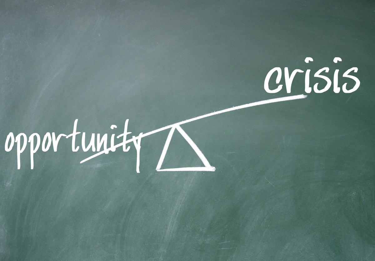 криза Защо всяка криза е и възможност А1 Блог