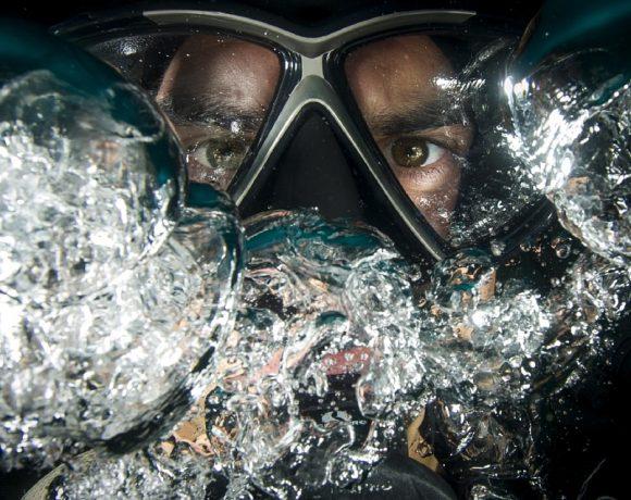 Как да снимам под вода