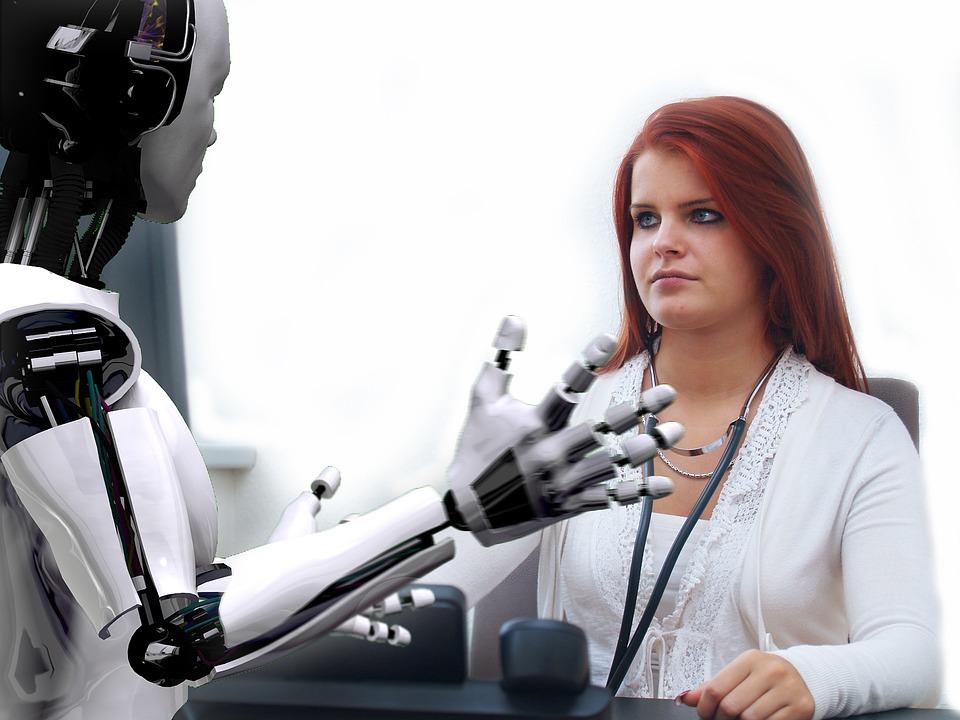 роботите 5G роботите: пространство и свободно време за хората А1 Блог