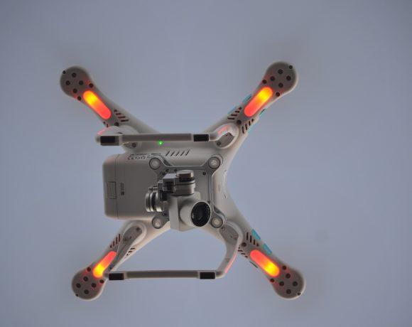10 луди приложения на дроновете