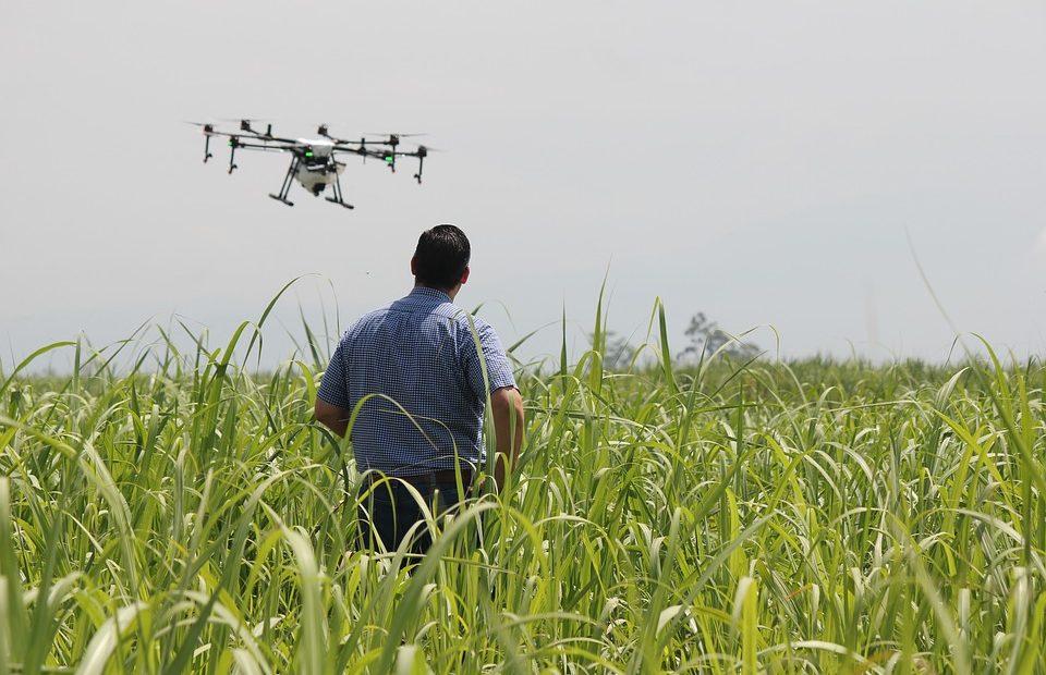 Дронове, роботи, сензори и 5G мрежи ще се грижат за отглеждането на храната на човечеството във всяка ферма в най-близко бъдеще.