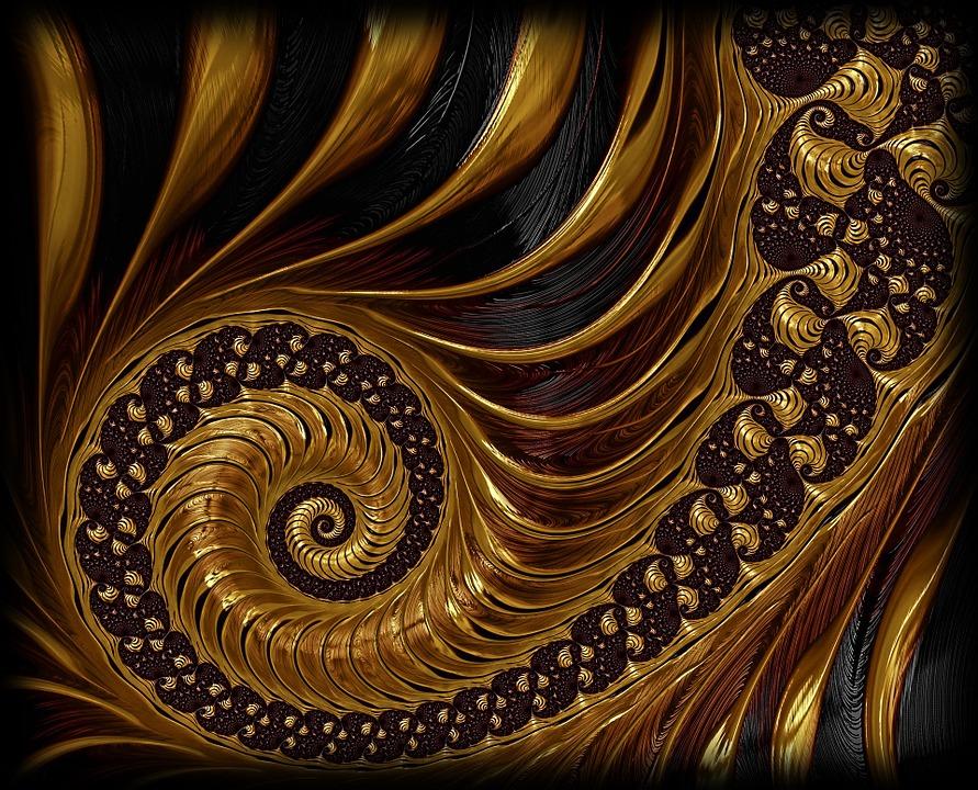 Цветни, причудливи, геометрични – фракталите омагьосват човешките сетива и носят непонятно вълшебство, което ни кара да искаме още и още от тях.