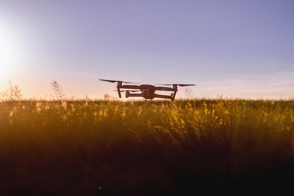 ферма Бъдещите ферми: дронове, роботи, сензори и 5G А1 Блог