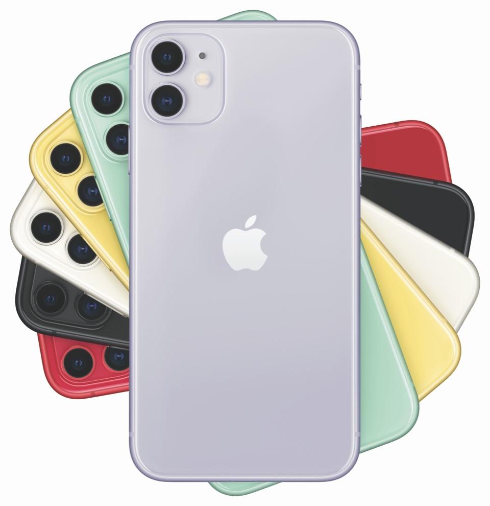 новите смартфони iPhone