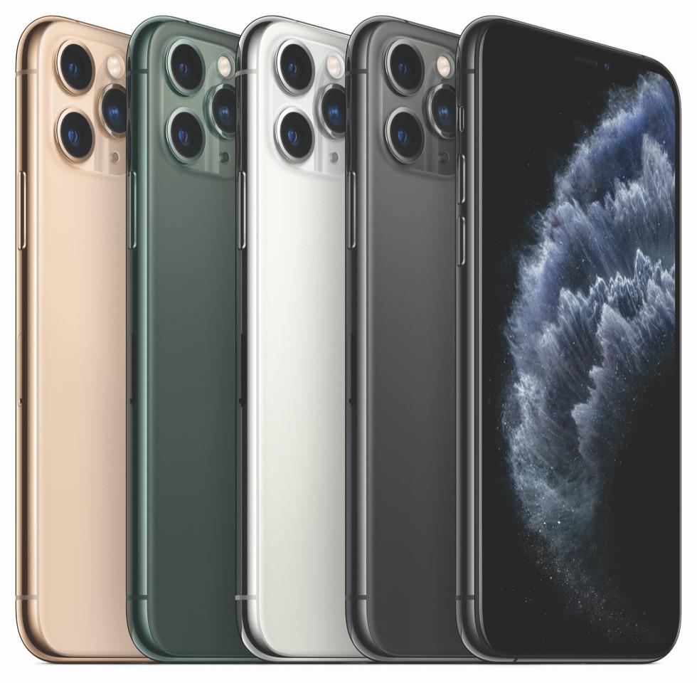 новите смартфони iPhone 11 Най-големите промени в трите нови модела на iPhone А1 Блог