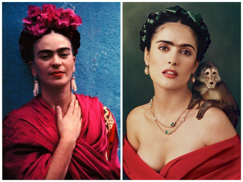 Фрида Фрида Кало – от кръв и от злато, на кино и на книга А1 Блог