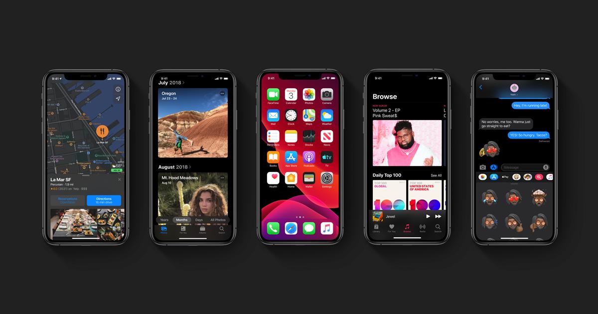 iOS 13 Сбърка ли Apple с пускането на iOS 13 толкова рано А1 Блог