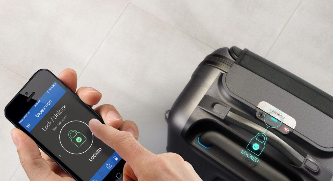 Багажът ви вече е свързан с умните куфари