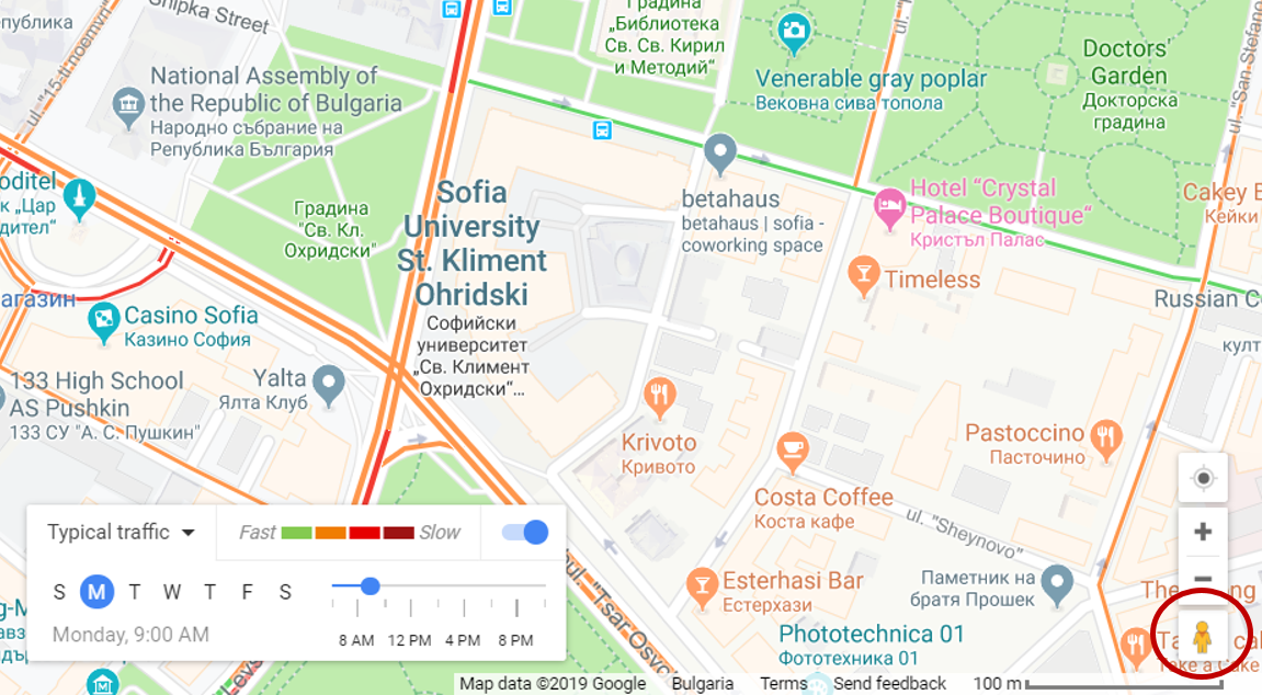google maps 10 полезни трика в Google Maps А1 Блог