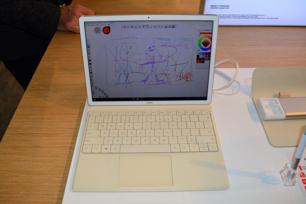 Huawei Matebook Huawei MateBook – сериозен конкурент сред таблетите А1 Блог