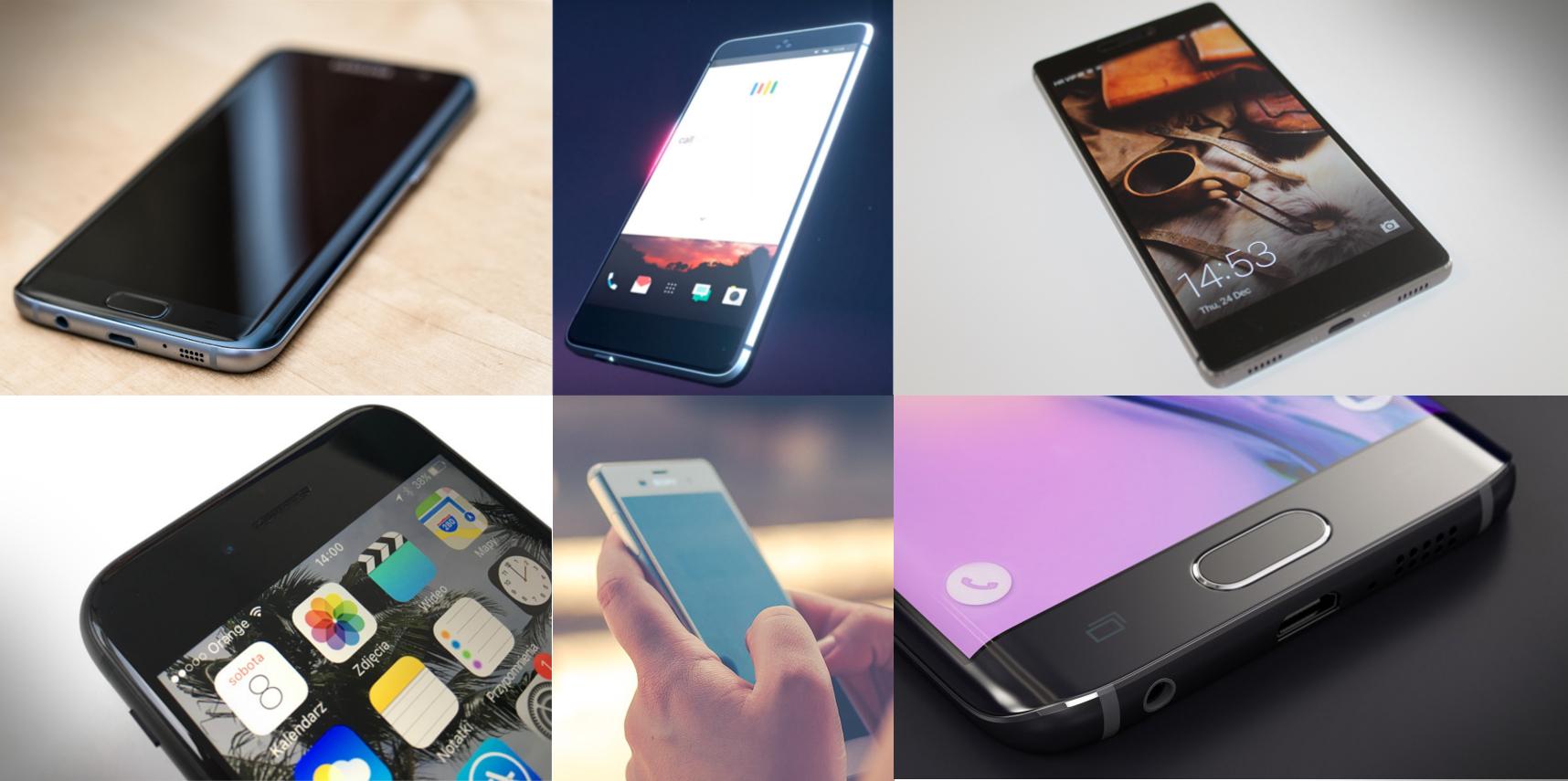 Най-очакваните смартфони за 2017