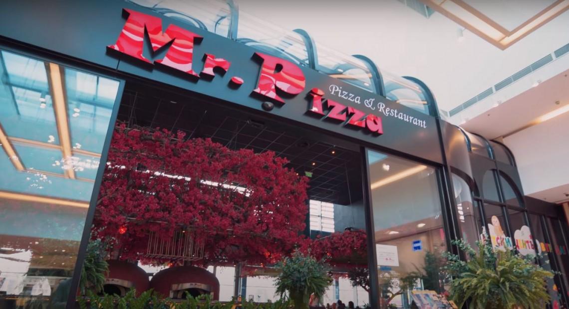 приложение Бизнес истории: Mr. Pizza А1 Блог