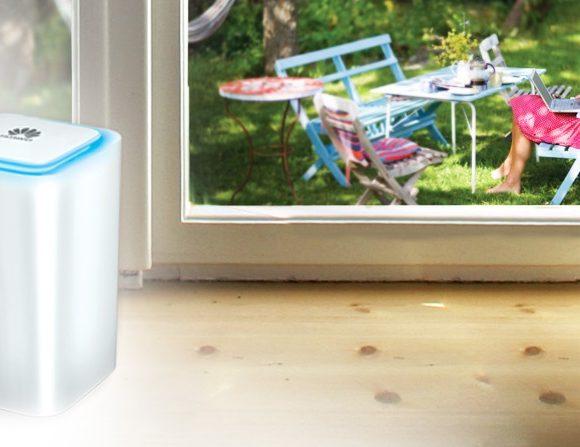 красиви рутери Huawei Cube E5180