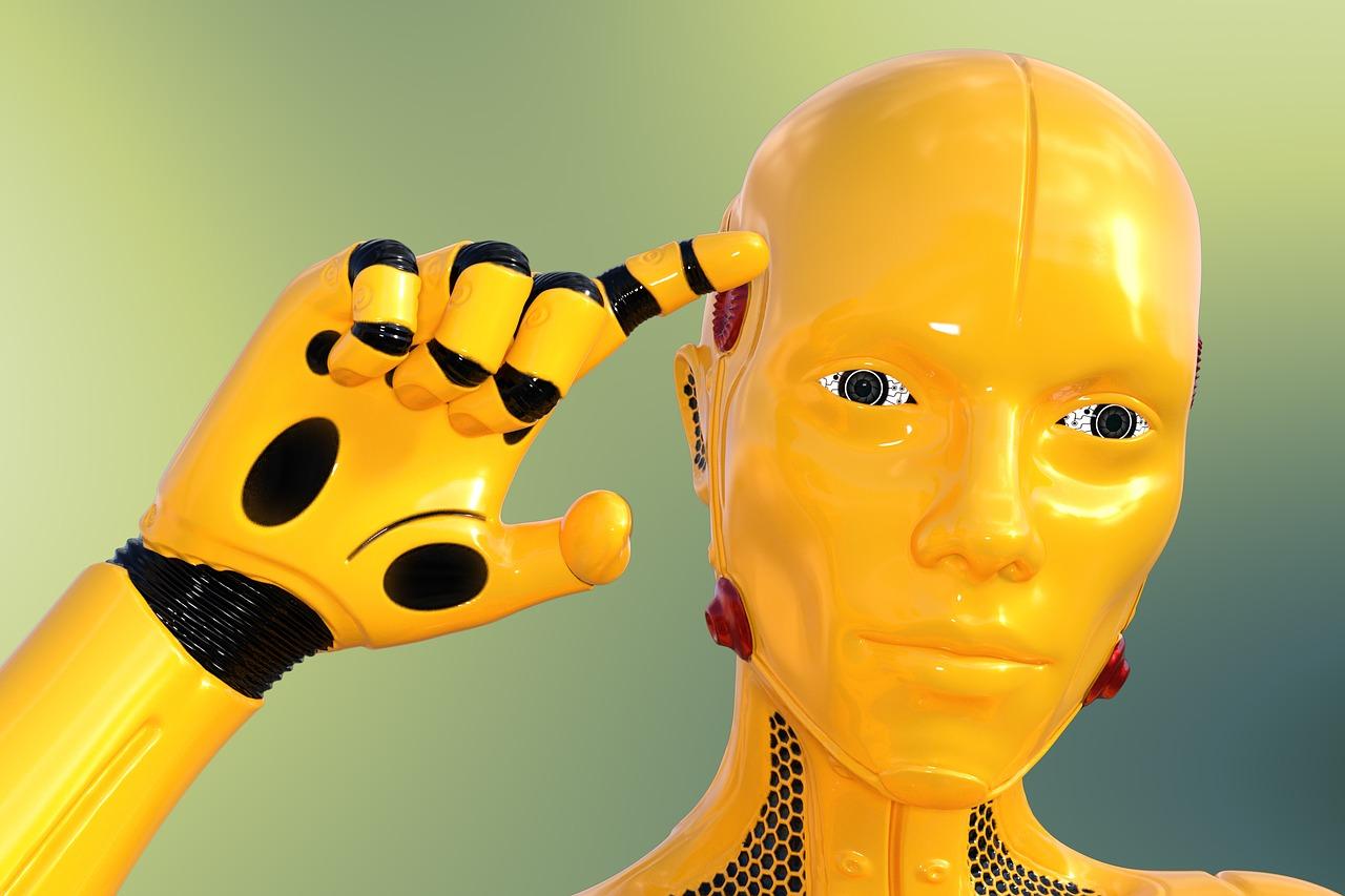 Роботът – моят приятел А1 Блог