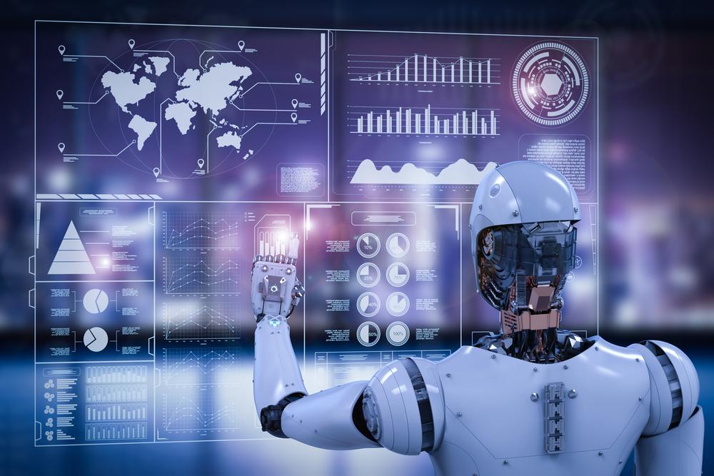 роботи Може ли изкуственият интелект да направи роботите по-умни и евтини А1 Блог
