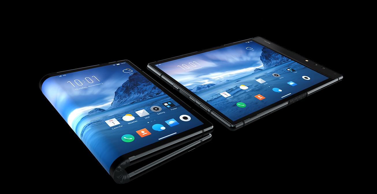 сгъваеми смартфони Нова ера в носимите джаджи: сгъваеми смартфони! А1 Блог