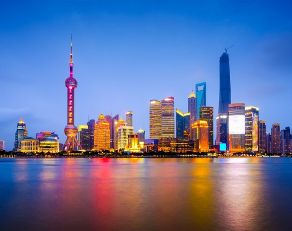 Шанхай MWC
