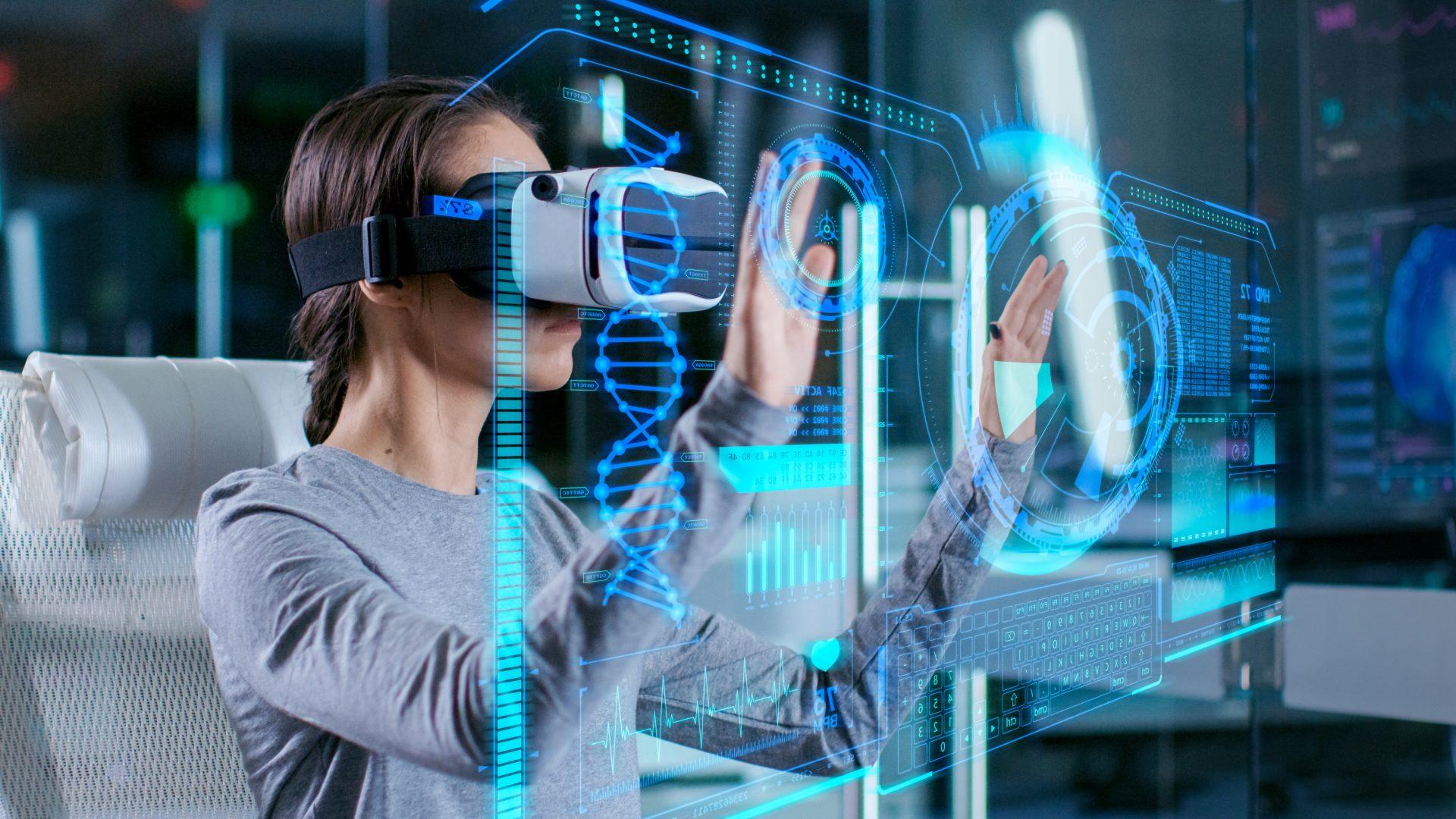 microsoft Microsoft навлиза в света на смесената реалност А1 Блог