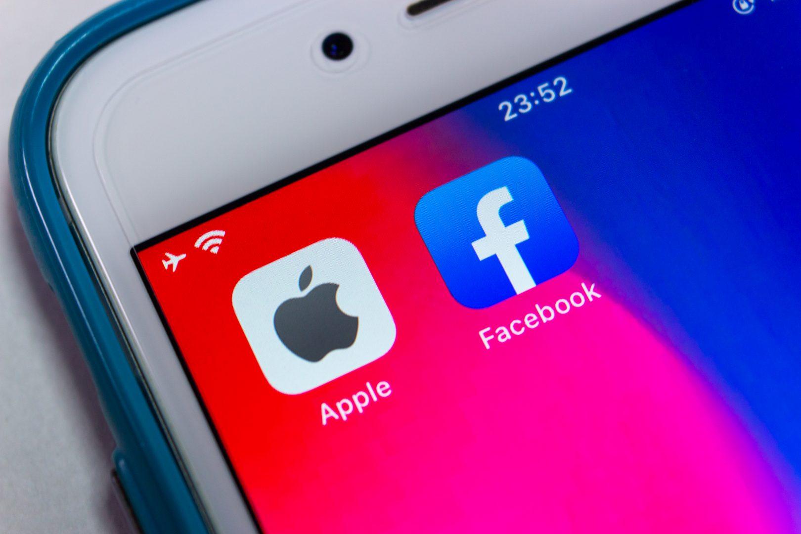 apple Защо Apple и Facebook застанаха една срещу друга А1 Блог