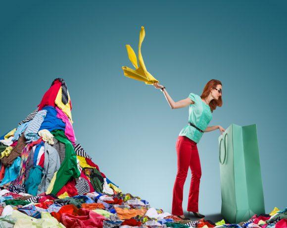 Как да опростим гардероба си, а защо не и живота си