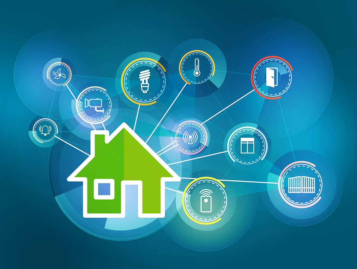 Smart Home Smart Home или когато къщата ви проговори А1 Блог