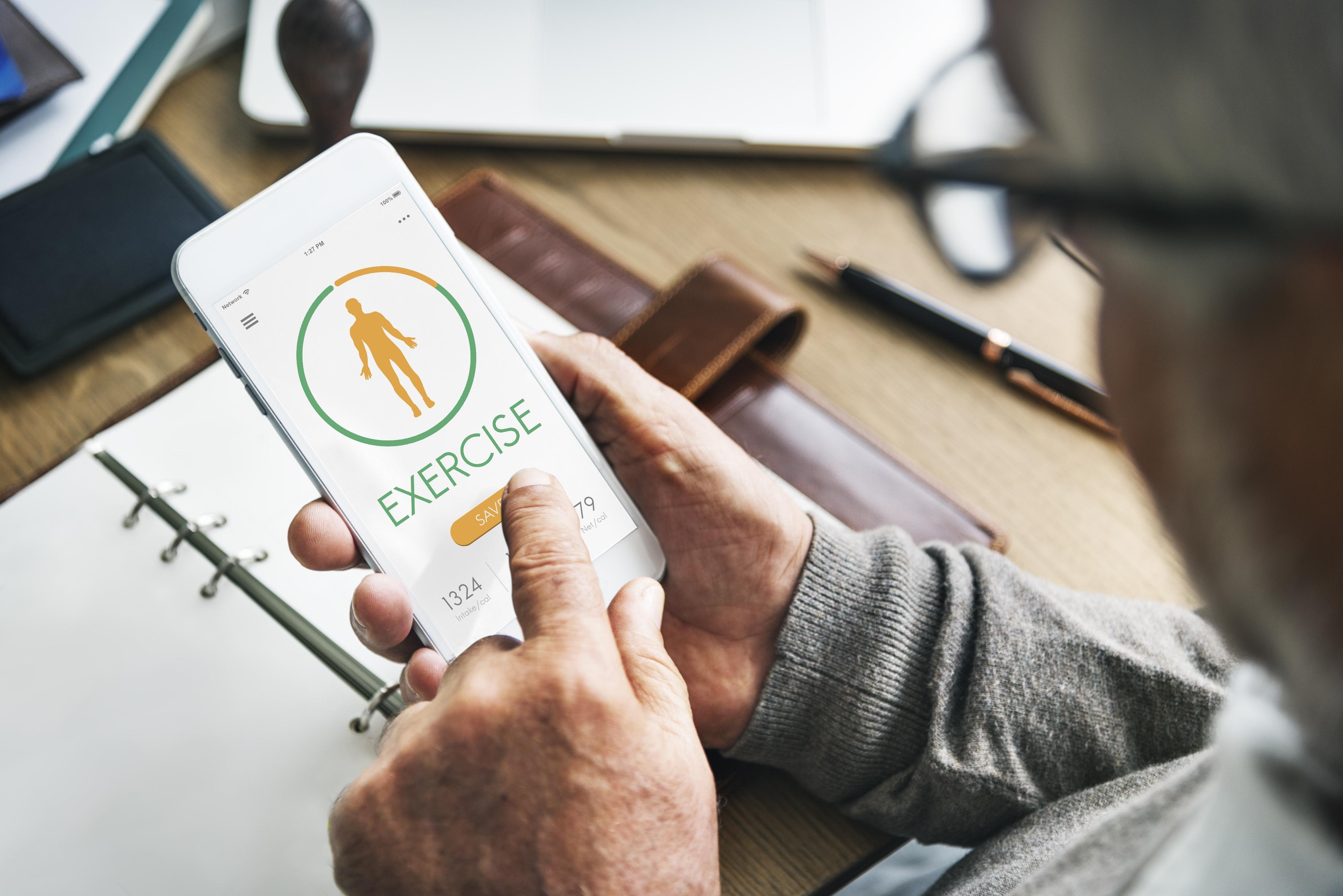 Мобилни приложения за здравословен начин на живот