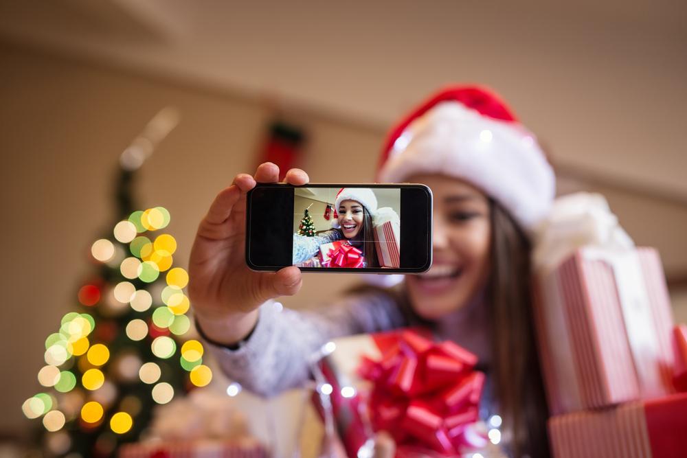 Как да си направим сами коледна фотосесия