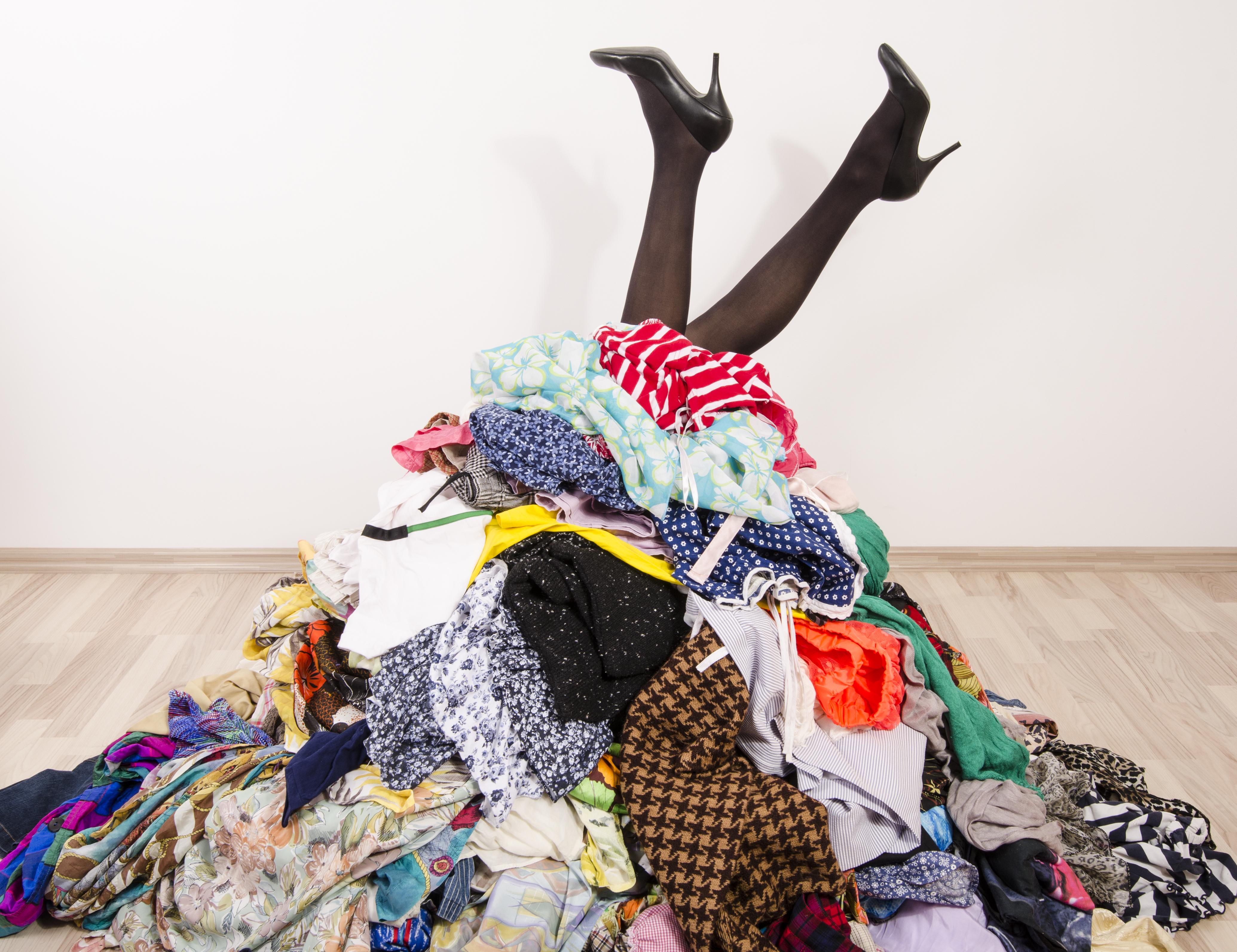 гардероба Как да опростим гардероба си, а защо не и живота си А1 Блог