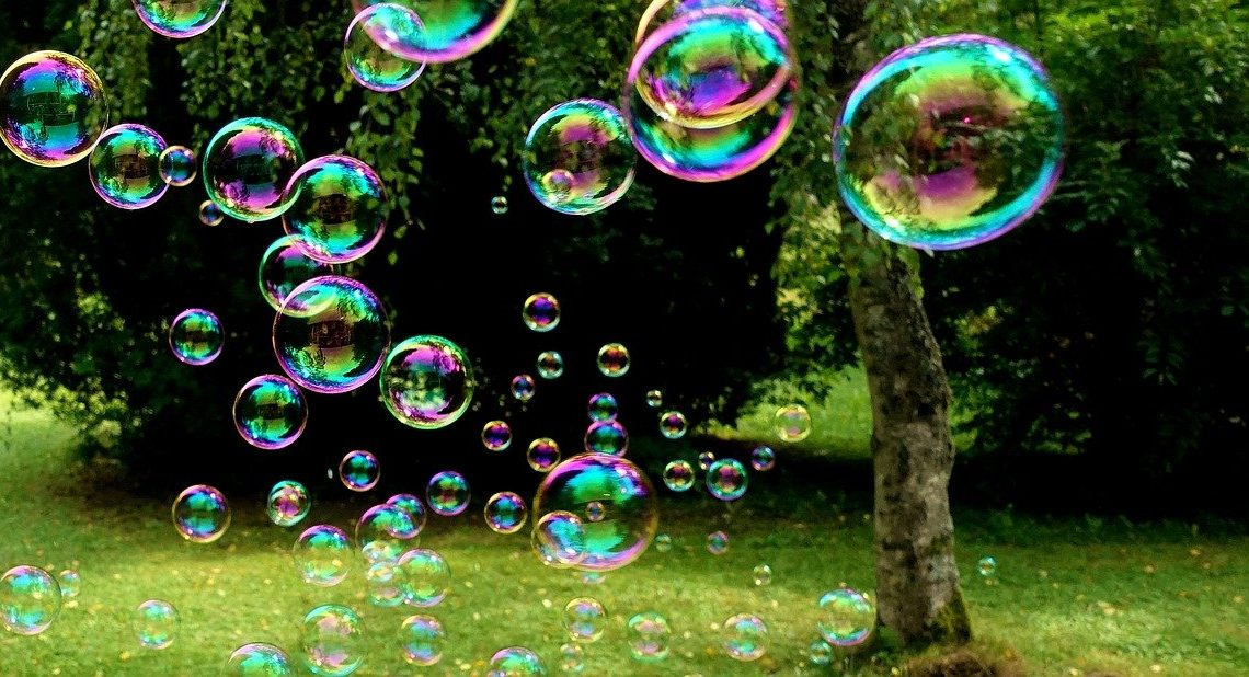балони Да поснимаме сапунени балони А1 Блог