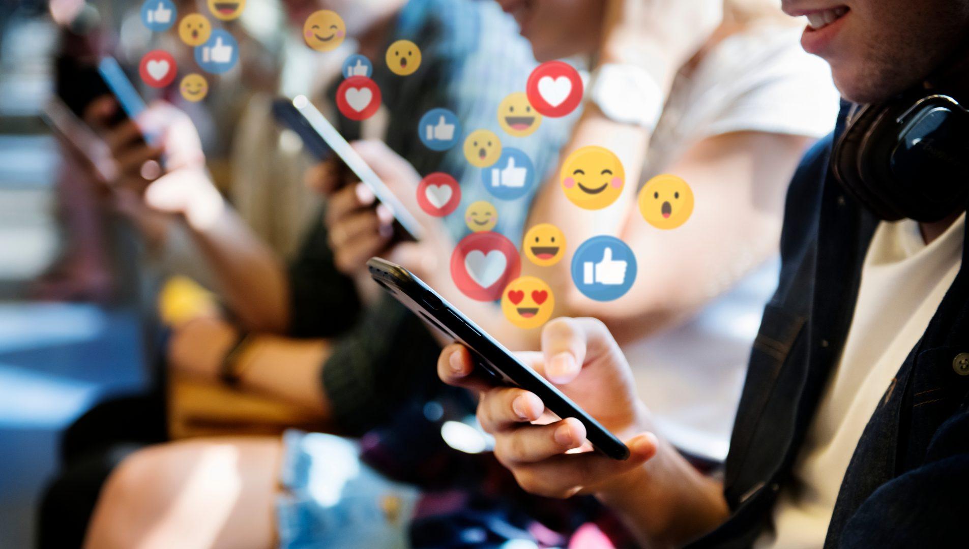 социални мрежи 2021