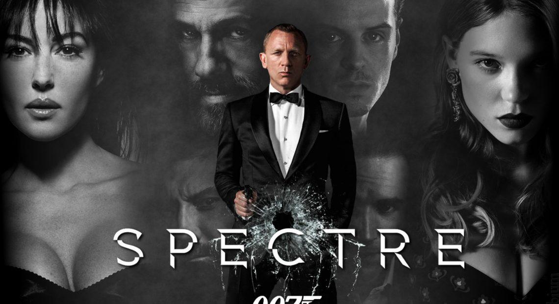 новият джеймс бонд филм Спектър