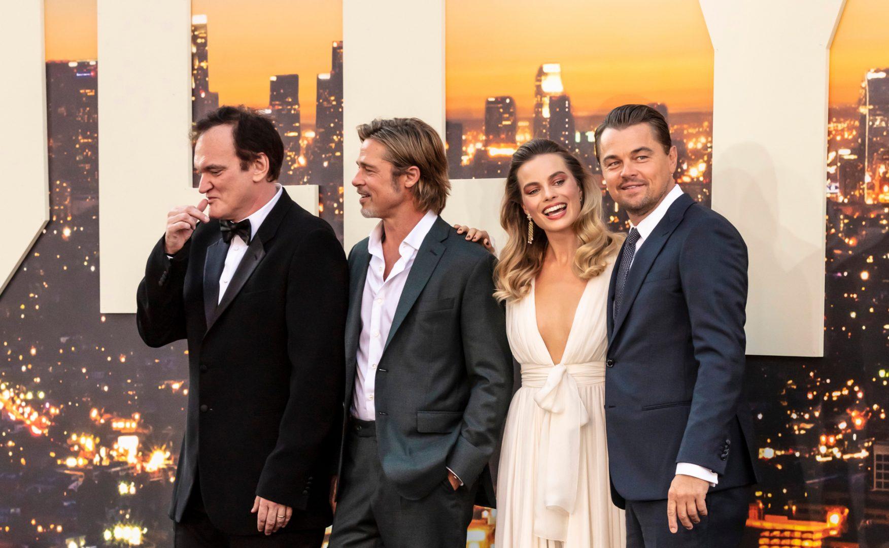 """Тарантино """"Имало едно време …. в Холивуд"""": Куентин Тарантино отново радостно пренаписва историята А1 Блог"""