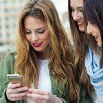 Смартфони за жени